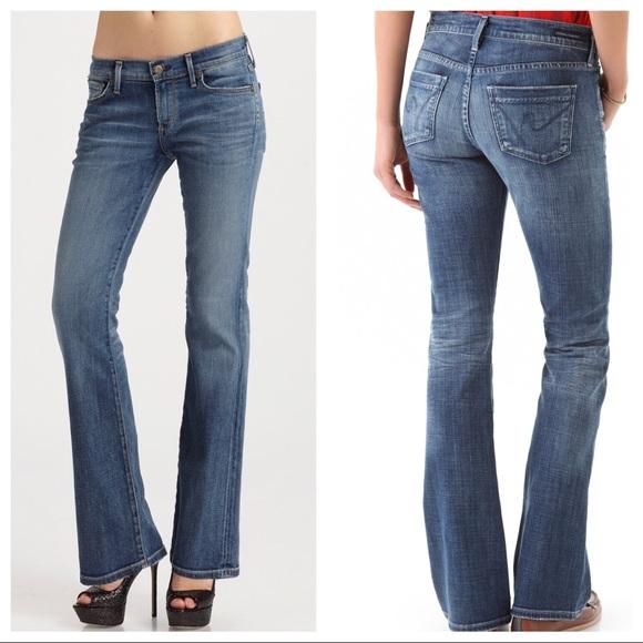 c961d45c4c0 Citizens Of Humanity Denim - Citizen of Humanity Dita petite bootcut jeans